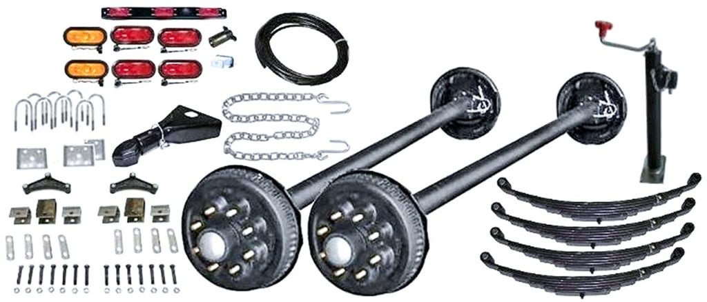 parts for trailers