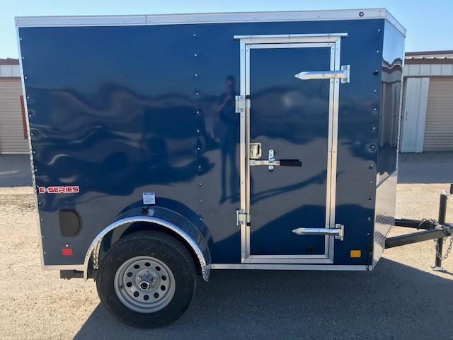 CargoMate enclosed trailer
