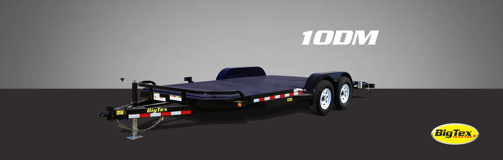 Car Hauler Trailer Bigtex
