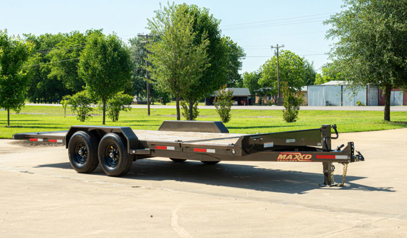 Gravity Equipment Hauler Tilt Trailer