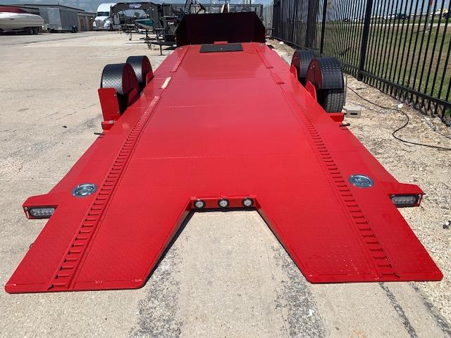 MAXXD RED CAR HAULER 1 RAMPS